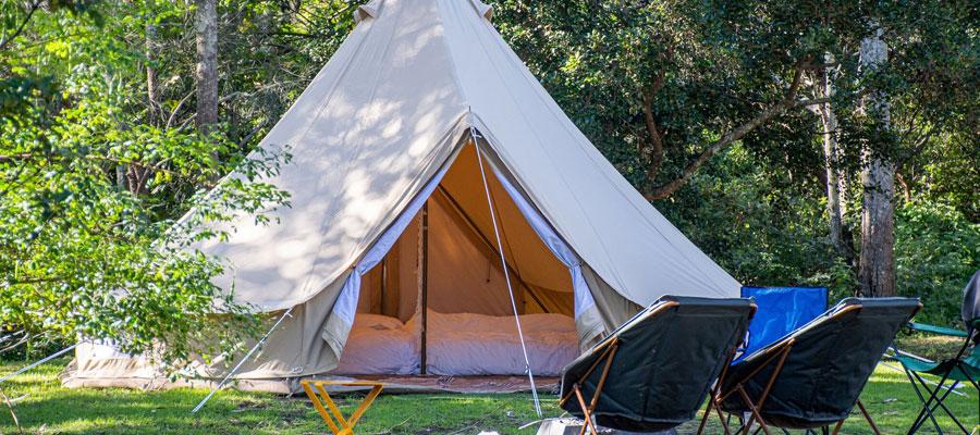 le bon camping